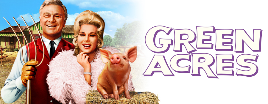 When it comes to awards, it's always Green Acres